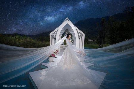 (推薦)婚紗合集-時尚,銀河,雪景,中國風,巴洛克,花海,韓風