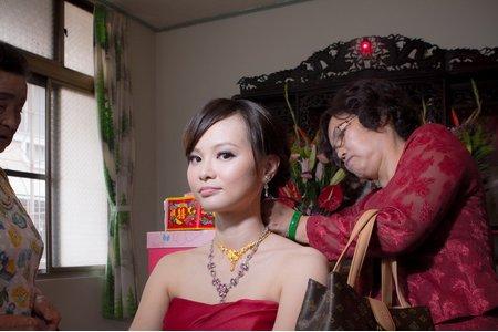 [婚禮記錄] 2013.05.19  文定。儀式