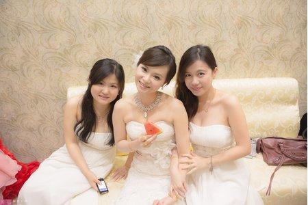 [婚禮記錄]  2013.05.19 迎娶。午宴  Wedding