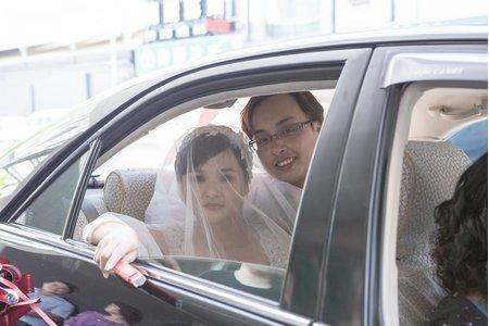 [婚禮記錄]  2013.07.07  迎娶。晚宴 Wedding