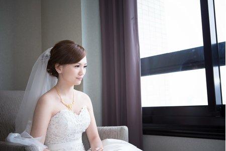 [婚禮記錄]  2013.10.06  迎娶。午宴 Wedding