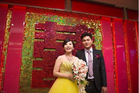 [婚禮記錄]  2013.11.24  迎娶。晚宴 Wedding