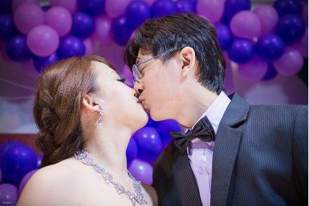 [婚禮記錄]  2013.12.01  歸寧。午宴