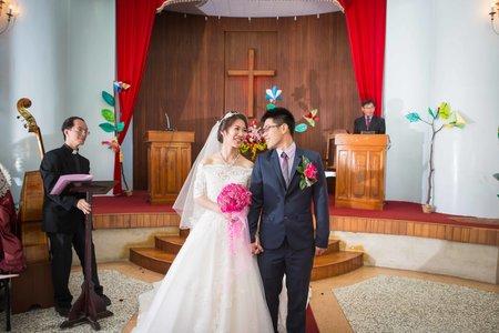 [婚禮記錄] 2015.12.19  迎娶。午宴  Wedding