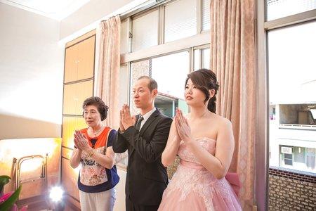 [婚禮記錄] 2016.05.28  文定。午宴