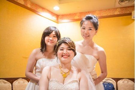 [婚禮記錄] 2016.06.18  迎娶。午宴  Wedding