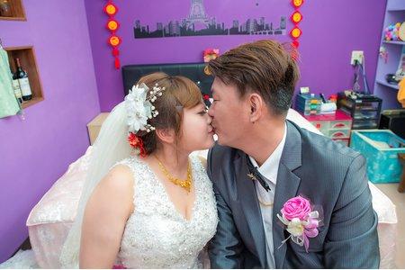 [婚禮記錄] 2016.11.26  迎娶。午宴  Wedding