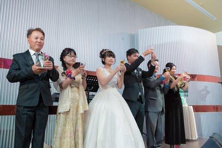 [婚禮記錄] 2016.12.04   喜宴 Wedding
