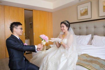 [婚禮記錄] 2017.01.15  迎娶。午宴  Wedding