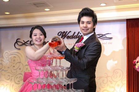 [婚禮記錄] 2017.04.22  迎娶+晚宴 Wedding