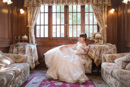[婚紗。攝影]  宮廷風