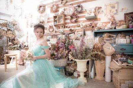 [婚紗。攝影] 花花世界