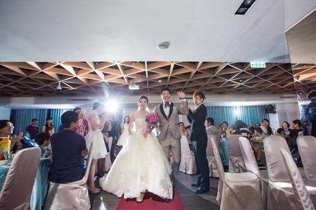 [婚禮記錄] 2017.10.21 Wedding 囍宴