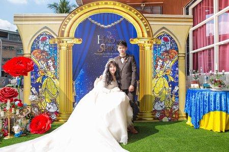 [婚禮記錄] 2018.12.01  屏東 文定 | 迎娶 | 午宴  Wedding