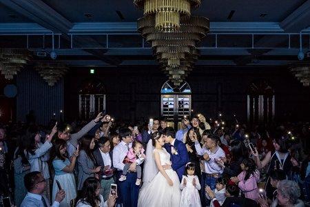 [婚禮記錄] 2021.01.24  高雄 | 喜宴