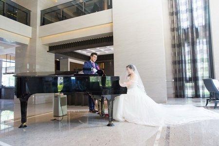 [婚禮記錄]  2021.04.10  博斯  &  湘婕  Wedding