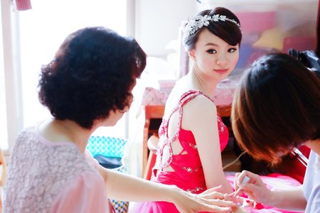 曾韋銓&黃紫釉婚禮