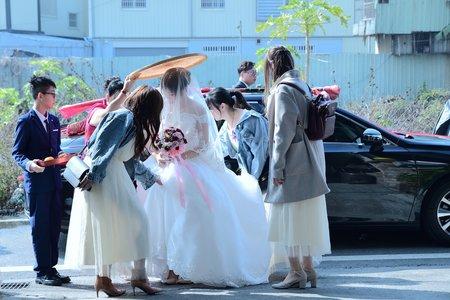 祐宸&寀迎婚禮紀錄