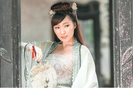 中式漢服造型創作