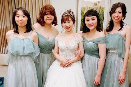 108年新娘/親友服務