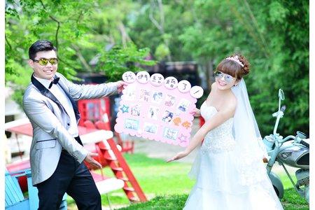 兩人世界 素人多風格 情侶婚紗