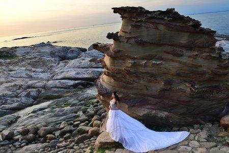 創意 個人婚紗