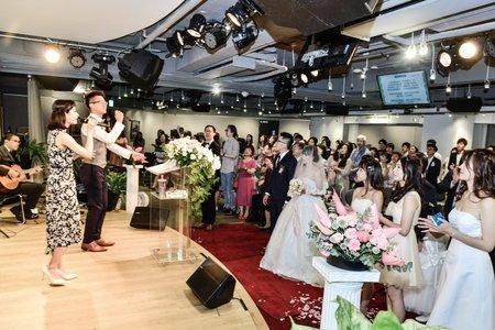 幸福大包套 典華 教會盛宴 之平面婚攝