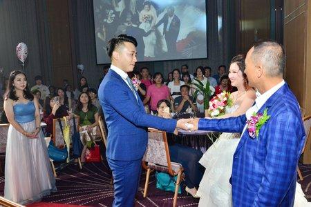 拍婚紗 婚禮紀錄