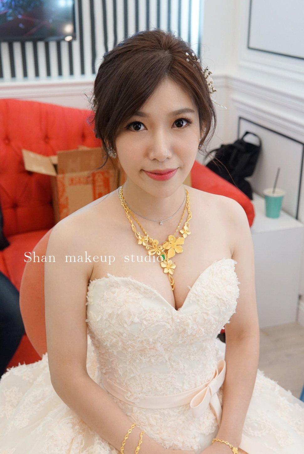 IMG_8251 - 湘翎Shan Makeup studio《結婚吧》