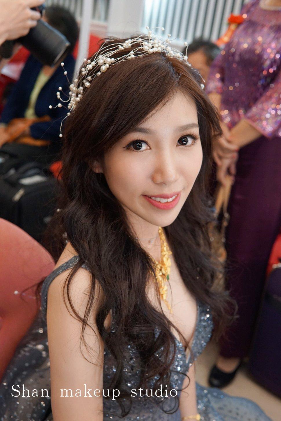 IMG_8255 - 湘翎Shan Makeup studio《結婚吧》