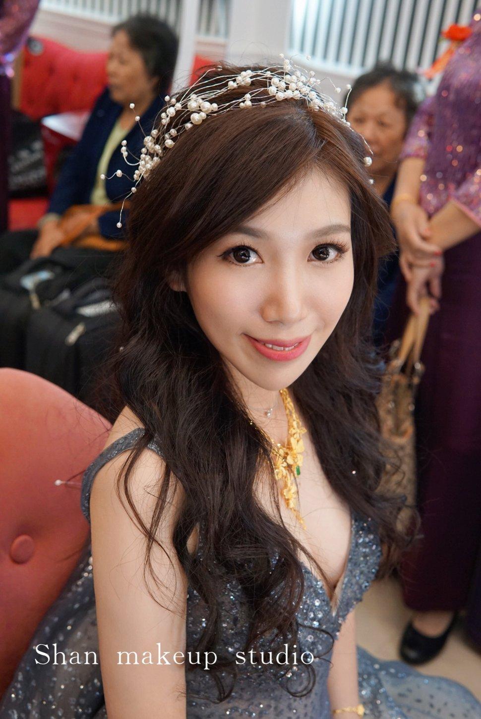 IMG_8256 - 湘翎Shan Makeup studio《結婚吧》