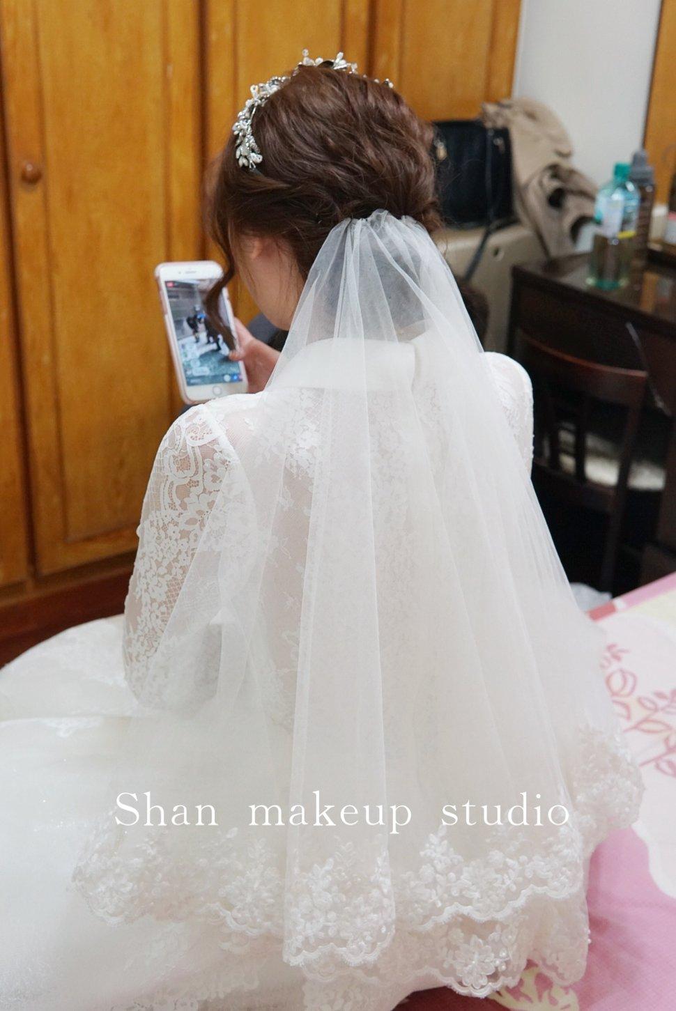 IMG_9235 - 湘翎Shan Makeup studio《結婚吧》