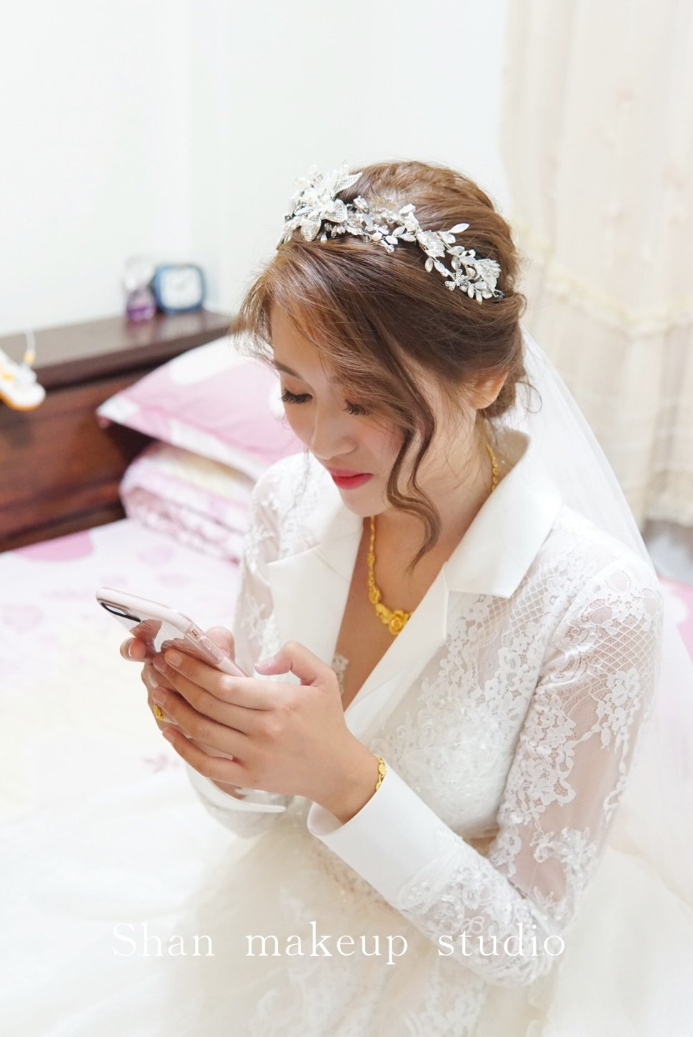 IMG_9236 - 湘翎Shan Makeup studio《結婚吧》