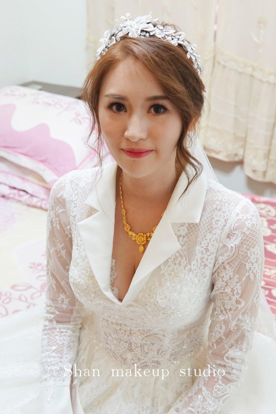 IMG_9237 - 湘翎Shan Makeup studio《結婚吧》
