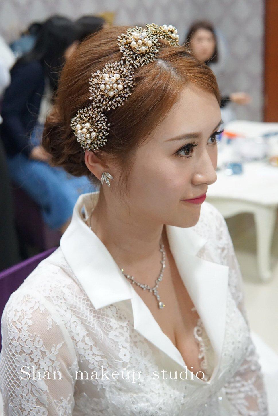 IMG_9239 - 湘翎Shan Makeup studio《結婚吧》