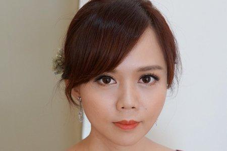湘翎Shan makeup 韓系優雅新娘