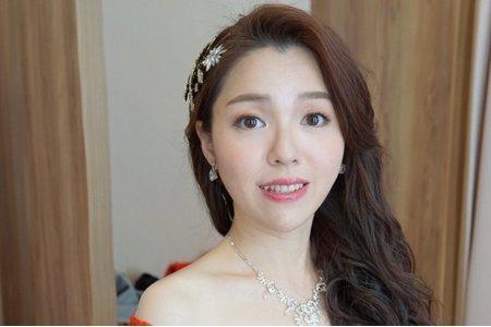 湘翎Shan makeup studio 1/5 瓈文訂結午宴