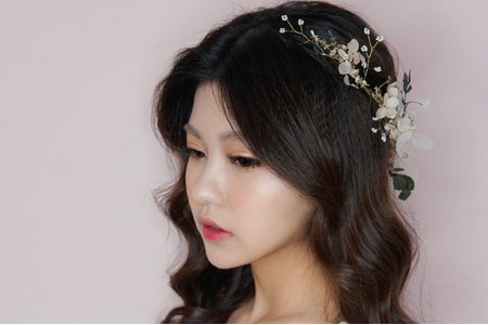 湘翎Shan makeup 韓系仙仙風