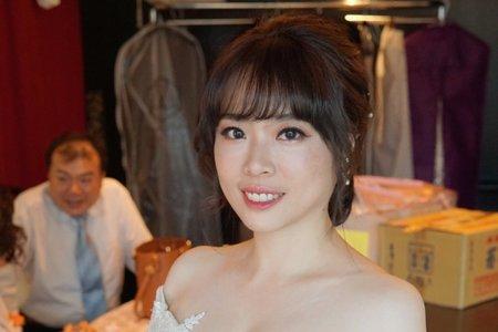 湘翎Shan makeup studio Bow純宴客