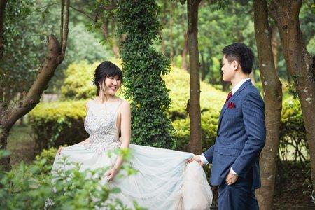 湘翎Shan makeup studio 葶葶婚紗照