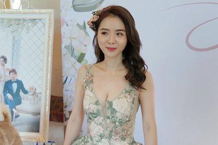湘翎Shan makeup studio Hsuan儀式午宴