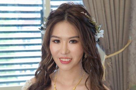 湘翎Shan makeup studio 廣廣訂結午宴