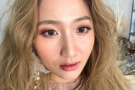 湘翎Shan makeup studio 韓系仙氣創作