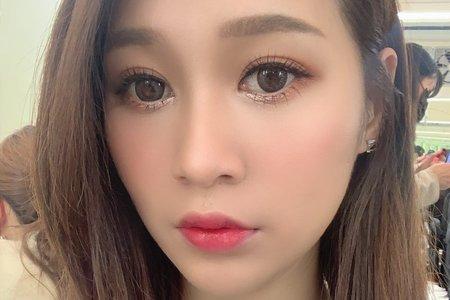 湘翎Shan makeup 內雙、單眼皮調整