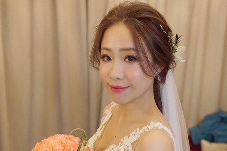 湘翎Shan makeup studio Ivy純午宴