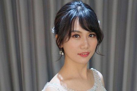 湘翎Shan makeup studio 雅芩訂結午宴