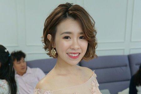 湘翎Shan makeup choose 純晚宴