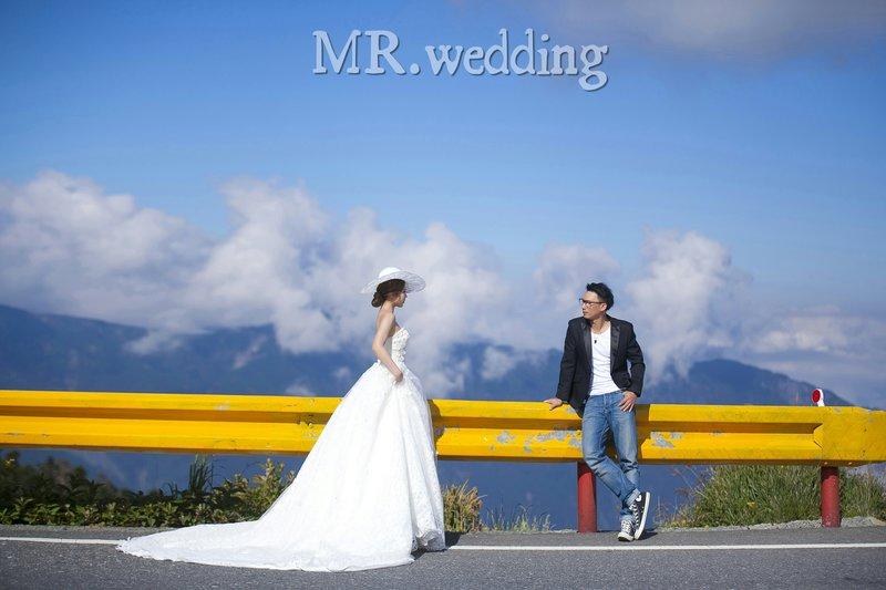 MR.wedding自助婚紗$9999作品
