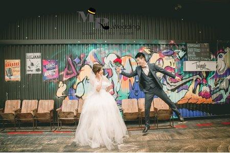 MR.wedding / 垂俊&小紀