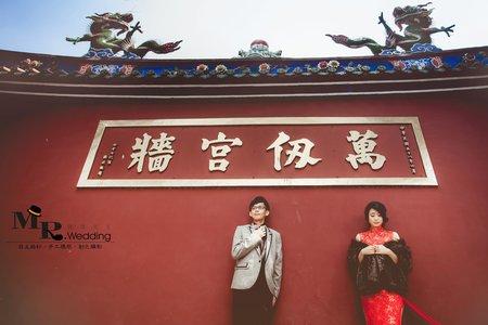 MR.wedding / 欣延&佳霖